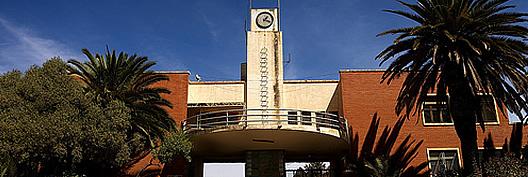 Italian Architecture Asmara