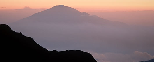Kilimanjaro Twilight