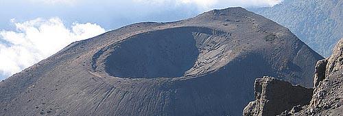 Mount Meru Ash Cone