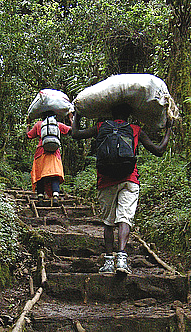 Kilimanjaro Porters