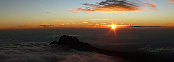 Kilimanjaro Sunrise