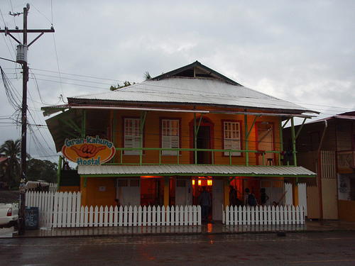 Cheap Hostels in Bocas del Toro
