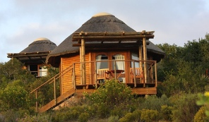Lodge in South Africa