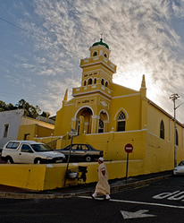Bo-Kaap Mosque